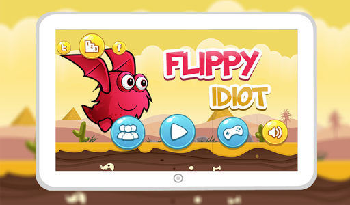 Flippy Happy idiot