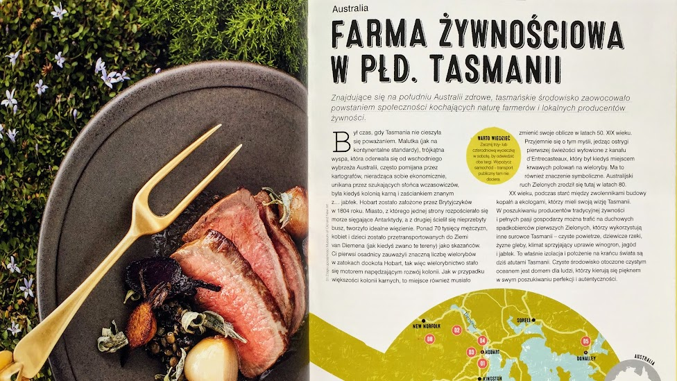 Kulinarne szlaki, wydawnictwo Pascal