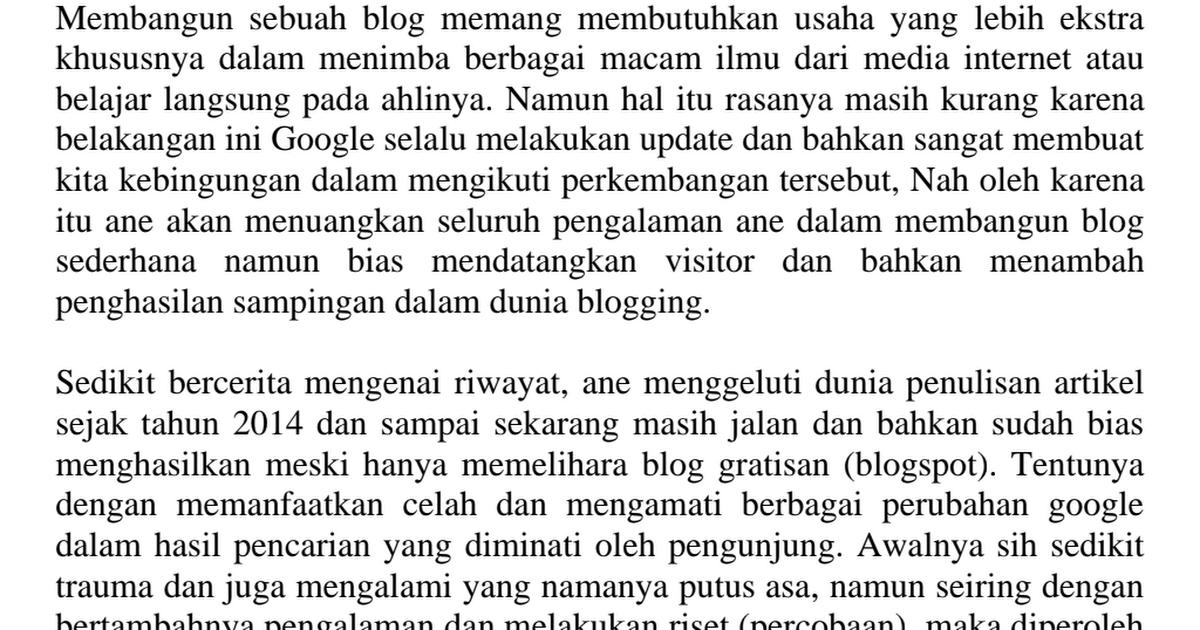 Ebook Blogging [anangzd.com].pdf - Google Drive