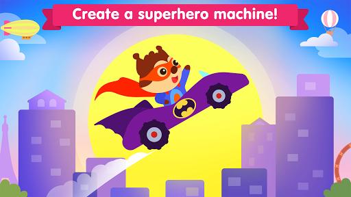 Car game for toddlers - kids racing cars games screenshot 3