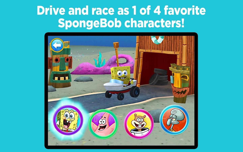 smart cycle spongebob deep sea android apps on google play