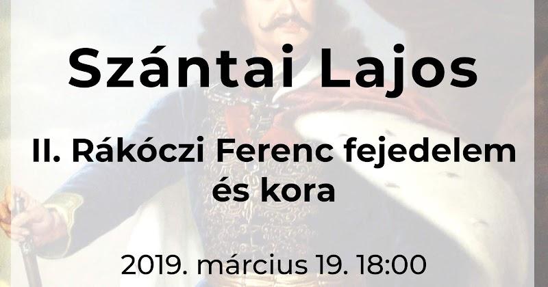 Szántai Lajos előadás Kaposvár 2019.03.19