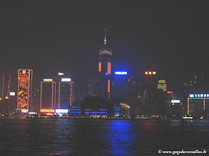 Photo: #008-Hong Kong Island