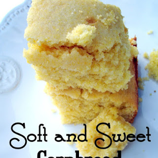 Soft and Sweet Cornbread