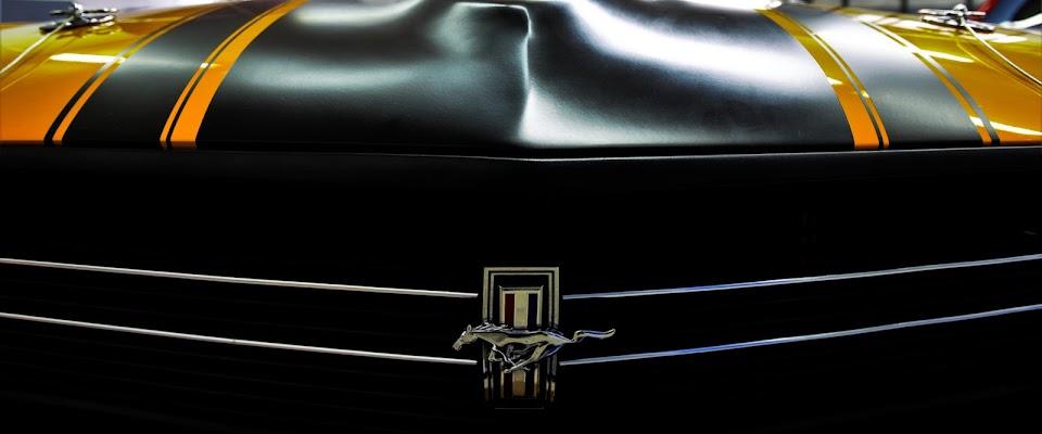 Mustang di Alessio Zampetti