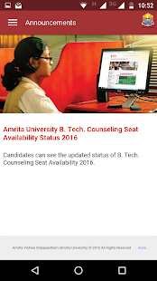 Amrita University- screenshot thumbnail