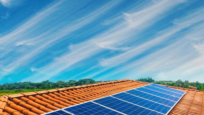 Cada vez se utilizan más las placas solares.