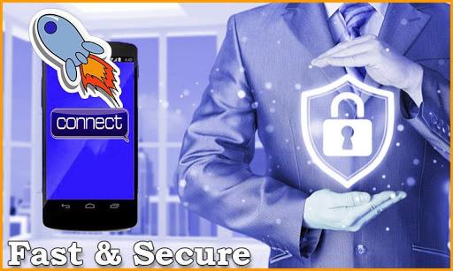 Super VPN Free Secure Proxy:Unlimited Hotspot 2018 1.0 screenshots 1