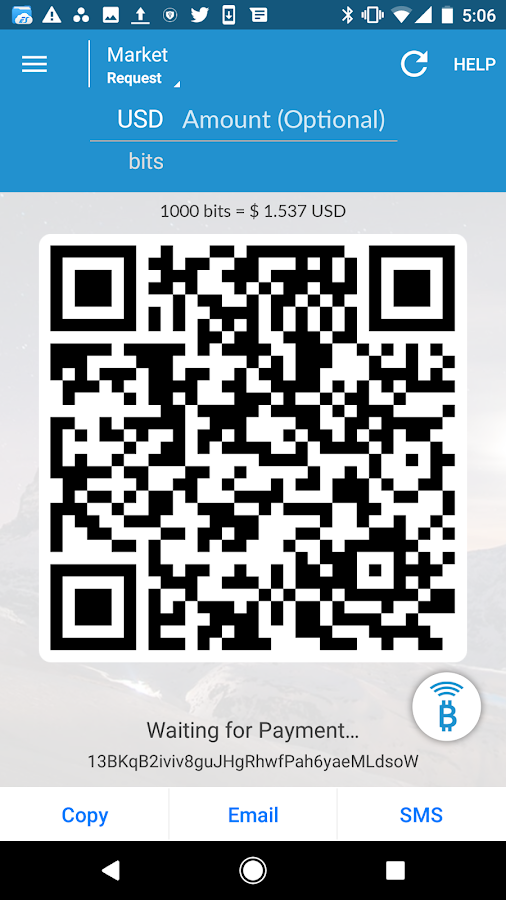 Bitcoin Wallet - Airbitz- screenshot