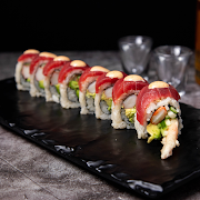 206 Red Dragon Roll