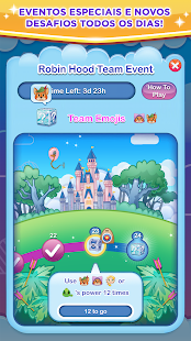 Disney Emoji Blitz Screenshot