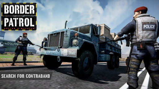 Border Patrol Police Game- Border Force Simulator 1.2 screenshots 3