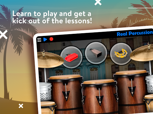 REAL PERCUSSION: Electronic Percussion Kit screenshot 10