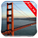 Golden Gate Bridge LiveWallp icon