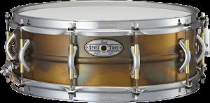"14"" x5"" Pearl Sensitone Premium Beaded Brass - STA1450-FB"