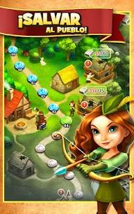 Robin Hood Legends – Un Juego de Puzzles Merge 3 2
