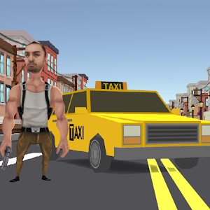Gangster Taxi Driver for PC and MAC