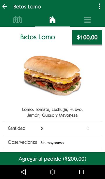 Betos- screenshot