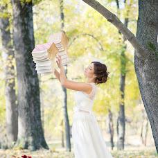 Wedding photographer Vera Druzhinina (Werusha). Photo of 21.10.2014