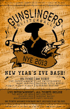 Photo: Gunslingers & Glitterballs New Year's Eve Bash!  Join us for the best New Year's Eve party in Banff at Wild Bill's Legendary Saloon.  Live Entertainment by Brent Lee Band, midnight buffet, balloon drop, and party favours.  Call (403) 762-0333 for tickets