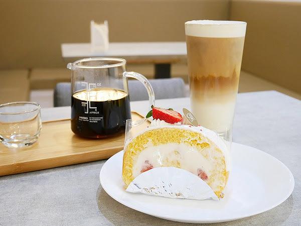 GEESAA Café 三創概念店-台北特色咖啡館,運用智能煮咖啡,讓新手也能瞬間變成咖啡大師,午茶時段的悠閒饗宴