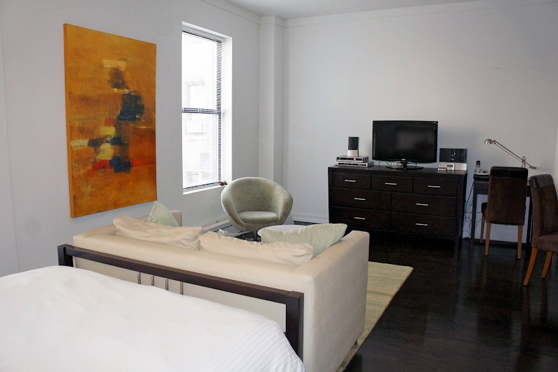Studio apartment at Brooklyn apartment