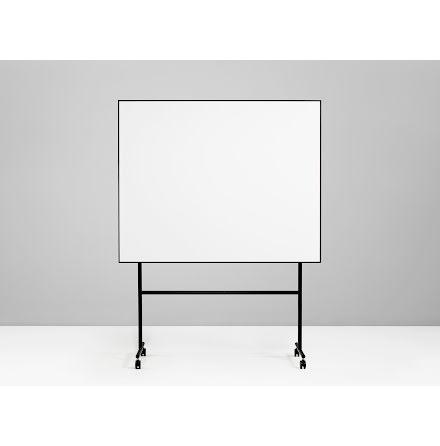 One Mobil Whiteboard svart