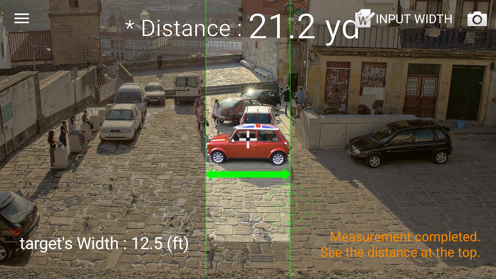 Smart Distance- screenshot