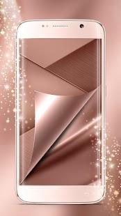 Rose gold live wallpaper - náhled