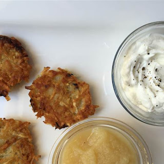 Potato Latkes Without Flour Recipes.