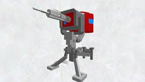 M5D2固定砲台