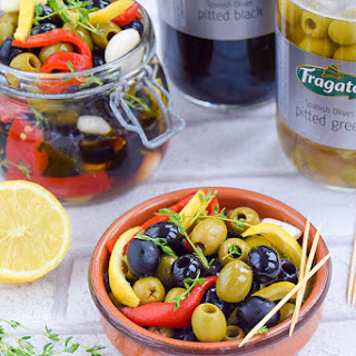 Mediterranean Pickles Recipes.