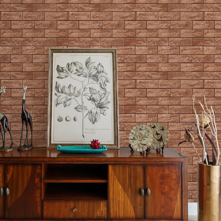 All Brick Wallpaper at Wallpaper Kenya 1500 per roll