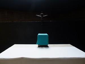 La Tourette - kaplica boczna