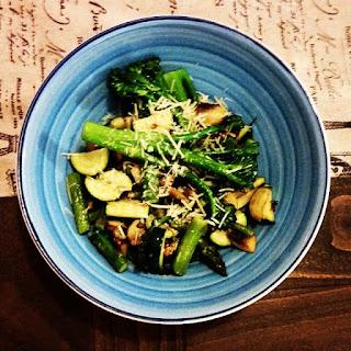 Sautéed Green 'Salad'