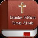 Estudos Bíblicos Temas Atuais icon