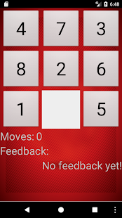 Eight Puzzle Game- screenshot thumbnail