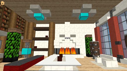 Furniture build ideas for Minecraft fond d'écran 1