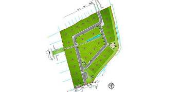 Terrain à bâtir 510 m2