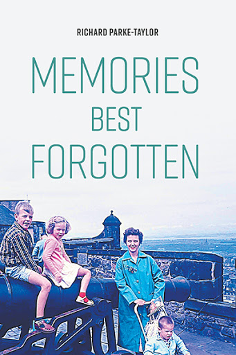 Memories Best Forgotten cover