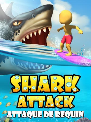 Attaque de requin  captures d'u00e9cran 1