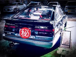 スプリンタートレノ AE86 昭和62年式GT-APEXのカスタム事例画像 F.F.R ざっくぅ(-Aさんの2020年02月08日16:27の投稿