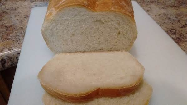 Basic White Bread By Maggie