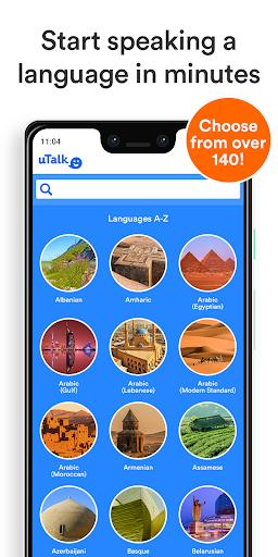 uTalk - Learn Any Language screenshots 1