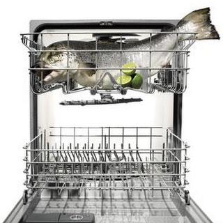 Bob Blumer's Dishwasher Salmon