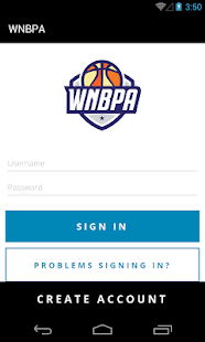 WNBPA: Official Players App- screenshot thumbnail