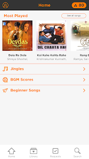 Manoké Stage - Music Notes For Indian Songs- screenshot thumbnail