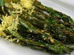 Roasted Parmesan And Garlic Asparagus Recipe