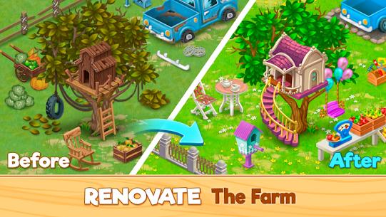 Granny's Farm: Free Match 3 Game 1