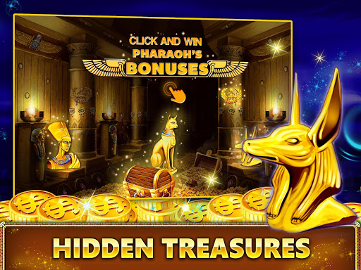 玩免費博奕APP|下載Pharaoh's Slot Machines™ FREE app不用錢|硬是要APP